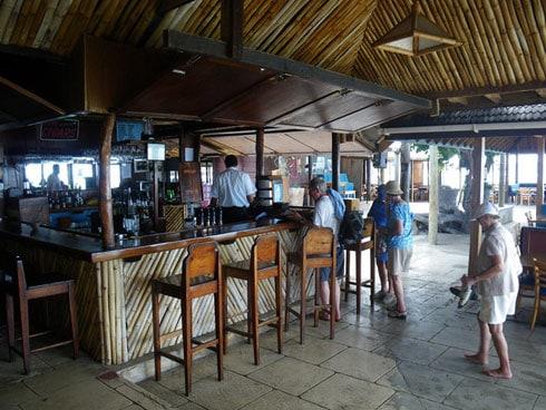Basil's Bar Mustique