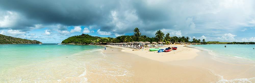 Pinel Island St Martin