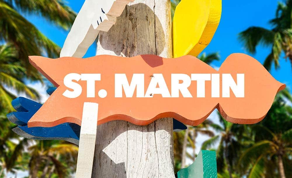 St Martin nude beaches