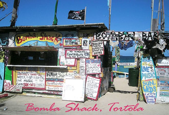 Bomba Shack Beach Bar