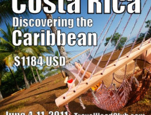 Ride A Costa Rican River To The Caribbean