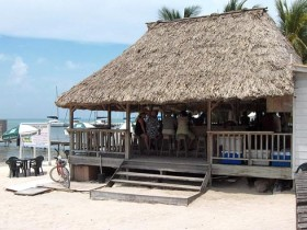 BC's Beach Bar – San Pedro, Ambergris Caye Belize