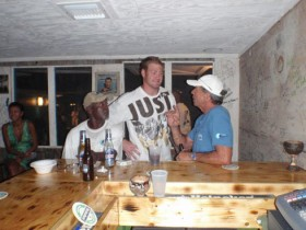 End of the World Bar Bimini