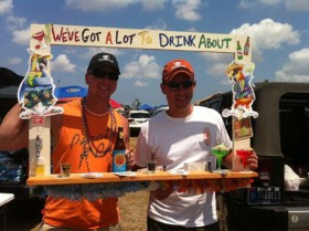 Jimmy Buffett Tailgating