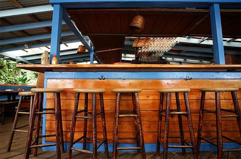 Shipwreck Landing Beach Bar