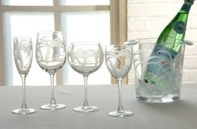Tropical Glassware