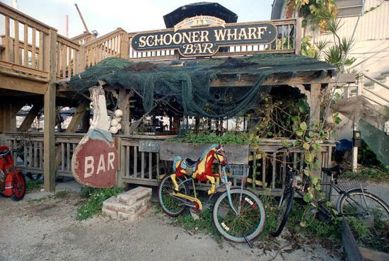 Schooner Wharf Bar Key West