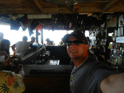 Shipwreck Beach Bar St. Kitts