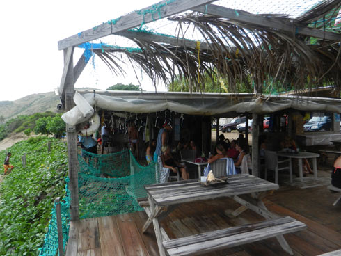 Shipwreck Beach Bar