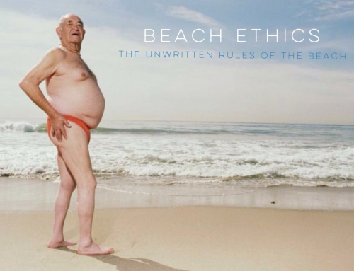 Beach Ethics – The Unwritten Rules of the Sand