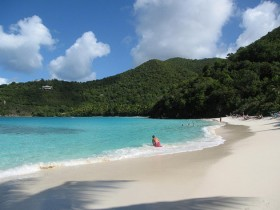 Hawksnest Beach St. John