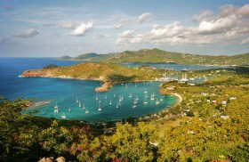 English Harbour, Antigua