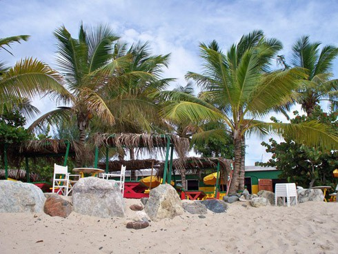 St. Martin Beach Bars