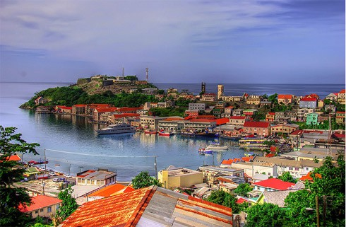 St. Georges Harbour, Grenada