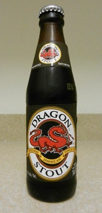 Dragon Stout beer