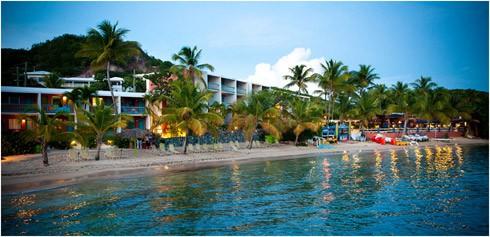 Bolongo Bay Resort