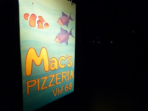 Macs Pizza Bequia