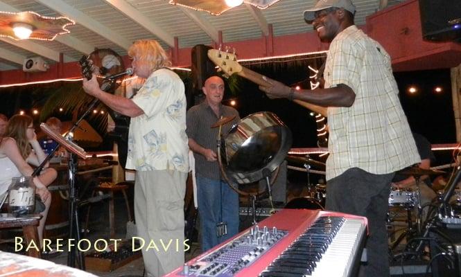 Barefoot Davis