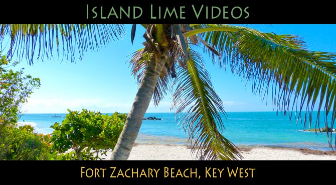 Fort Zachary Beach Key West
