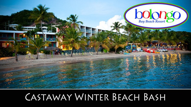 Bolongo Bay Castaway Winter Beach Bash