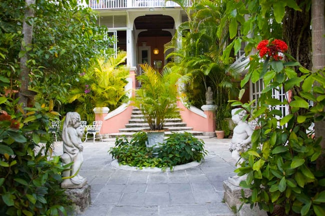 Graycliff hotel Nassau