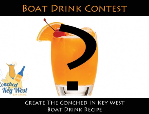 Create A Boat Drink – Win Key West Express Tickets!