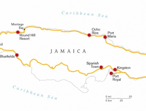 Jamaica Road Trip: The Pirate Route
