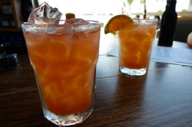 Conched in Key West Boat Drink