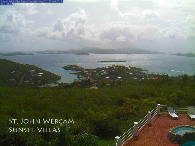 St. John Webcam