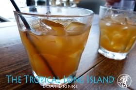 Tropical Long Island Drink Recipe