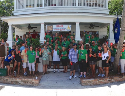 Part 1: Photos From The 2012 Conched in Key West Bar Crawl