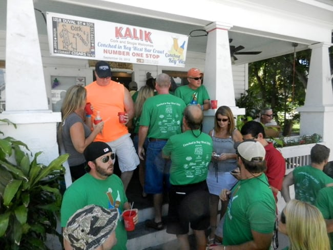 Key West Bar Crawl