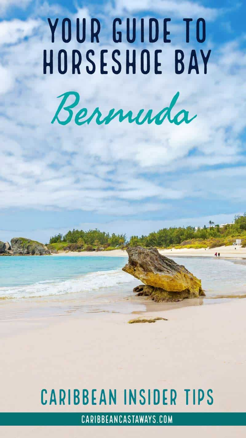 Horseshoe Bay Bermuda guide