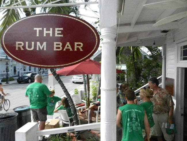 Rum Bar Key West