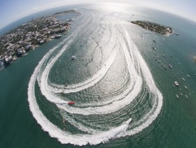 Key West Powerboat races