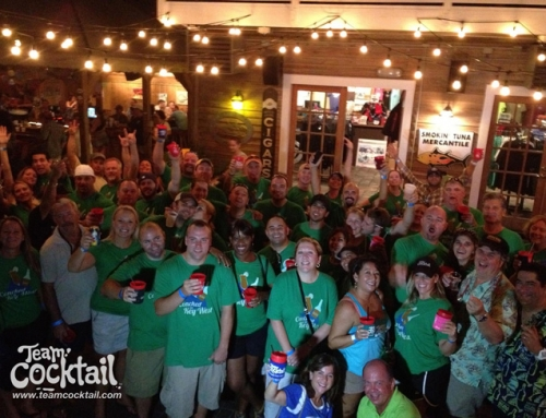 Part 2: Photos From The 2012 Conched in Key West Bar Crawl
