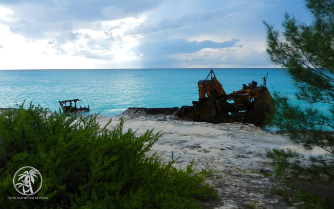 Gallant Lady shipwreck Bimini