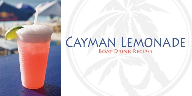 Cayman Lemonade