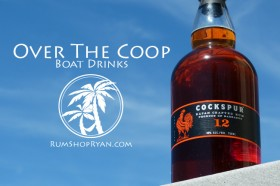 Cockspur rum recipe