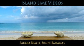 Sakara Beach, Bimini Bahamas: Island Lime Videos