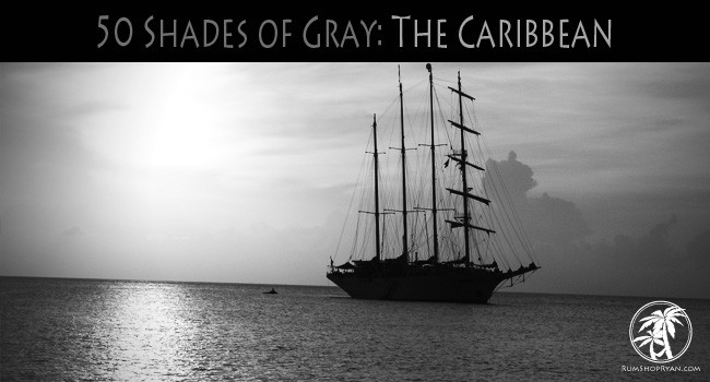 50 Shades of Gray Caribbean