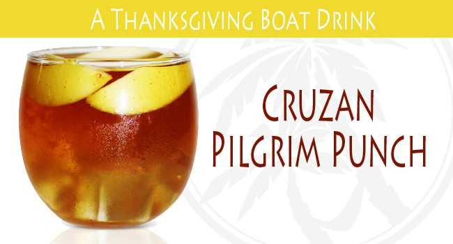 Thanksgiving Drink Recipe