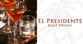 el presidente drink recipe