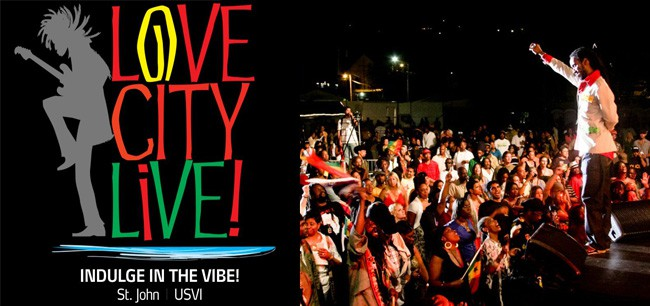 Love City Live St. John
