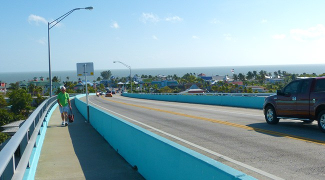 Fort Myers Beach Bridge
