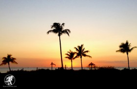 Fort Myers Beach Sunset