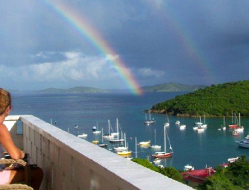 New St. John Webcam: Courtesy of Hillcrest Guest House