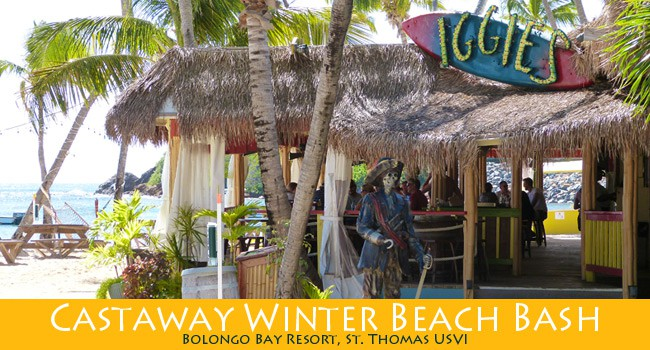 Iggies Beach Bar St. Thomas