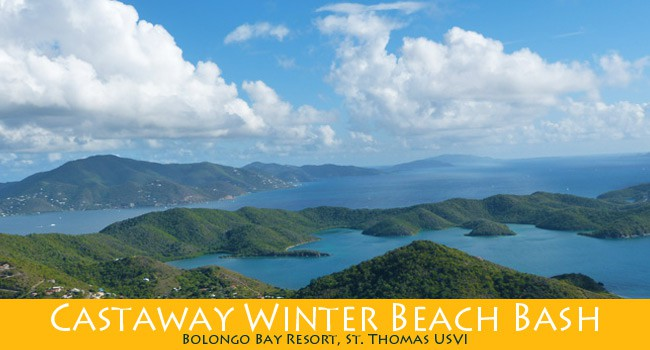 Castaway Winter Beach Bash