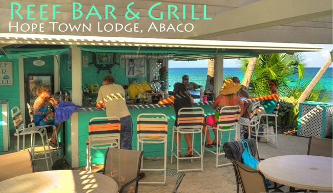Hope Town Lodge Reef Bar